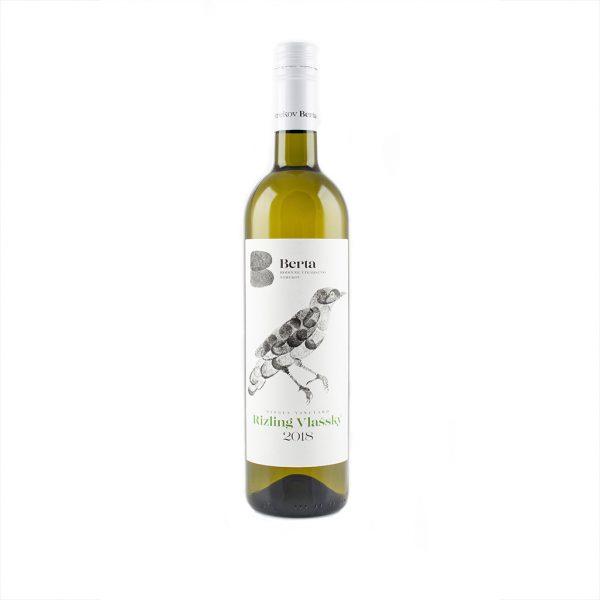 Rizling Vlašský 2018 Single Vineyard