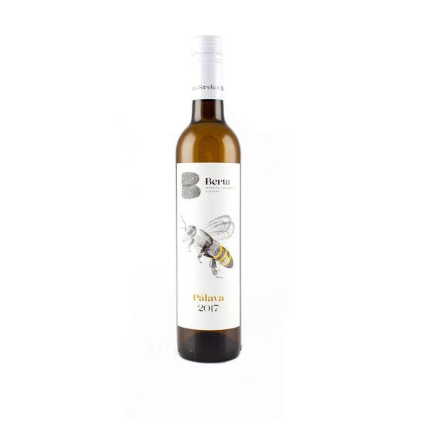 Biele víno Pálava