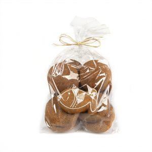 Darčekový balíček 9 ks špaldových medovníkov