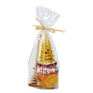 Vianočný medový set - XS mini