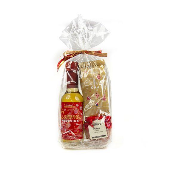 Čarovný medový balíček - červený