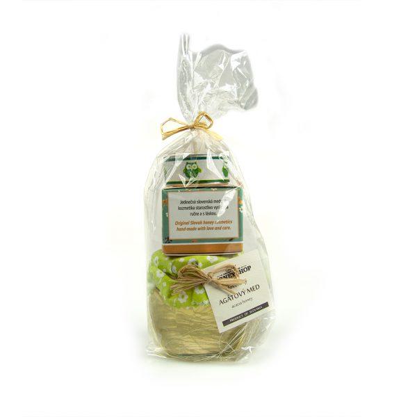 Čarovný medový balíček - zelený