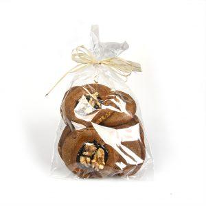 Darčekový balíček 7 ks medovníkov s lekvárom a orechom