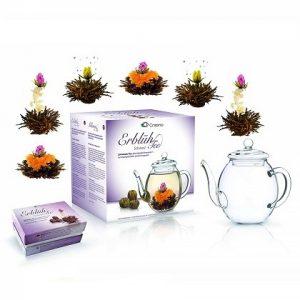 Darčekové balenie – čierny kvitnúci čaj