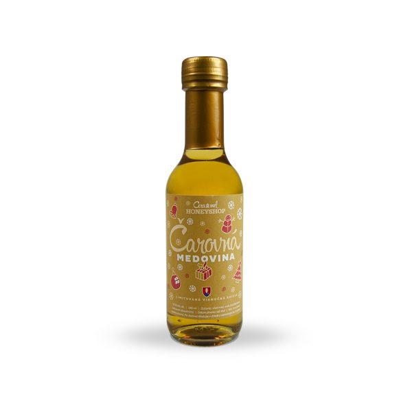 Čarovná medovina kvetová 180 ml - zlatá