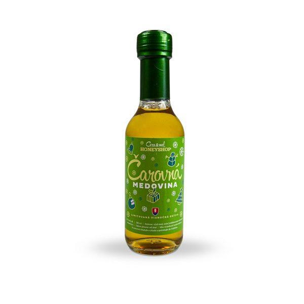 Čarovná medovina kvetová 180 ml - zelená