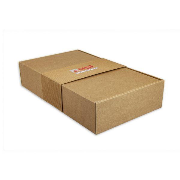 Darčeková krabica gastro exkluzív, hnedá