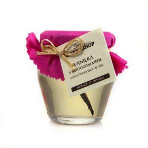 Vanilka v agátovom mede 120 g