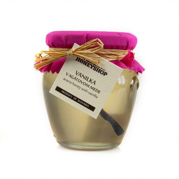 Vanilka v agátovom mede 250 g