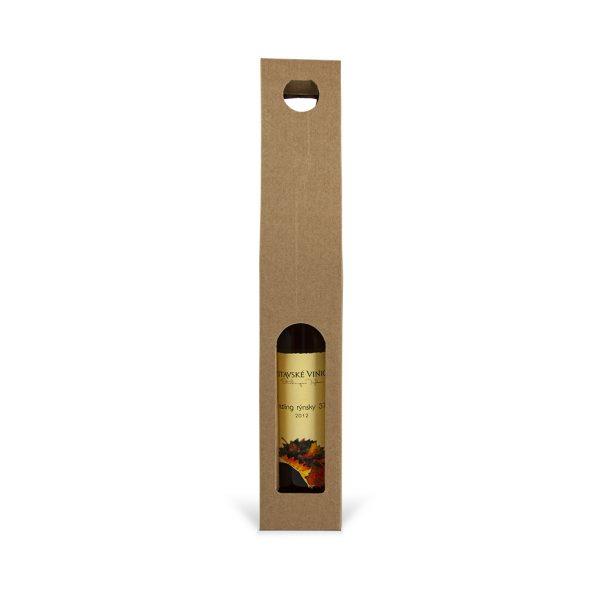 Papierová krabica na 1 ľadové víno