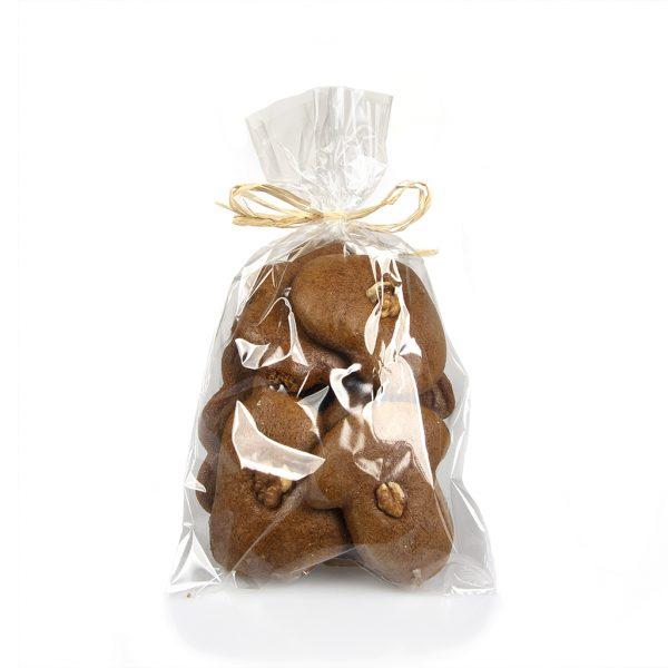 Darčekový balíček 8 ks medovníkov s orechom