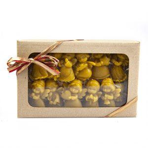 Darčekový balíček - Sada 12 ks vianočných ozdôb