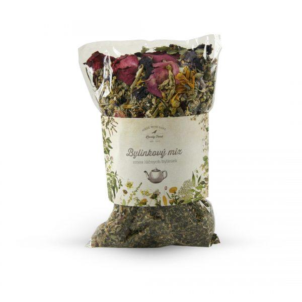 Bylinky - Bylinkový mix lúčnych byliniek