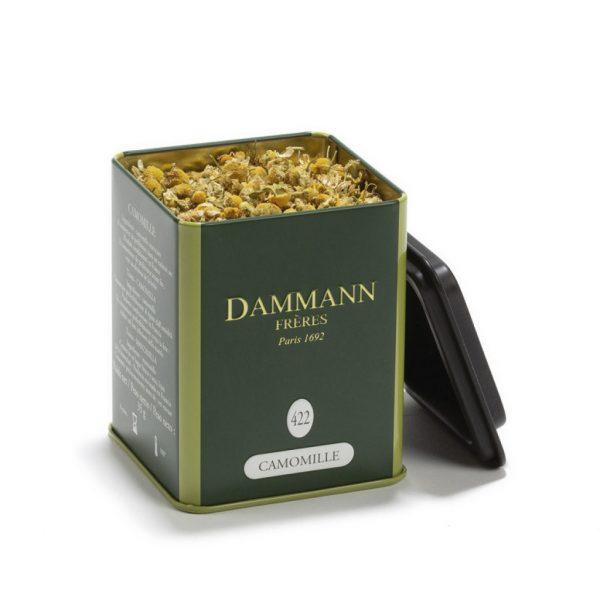 Dammann Fréres La Boite Camomille N°422, 35 g
