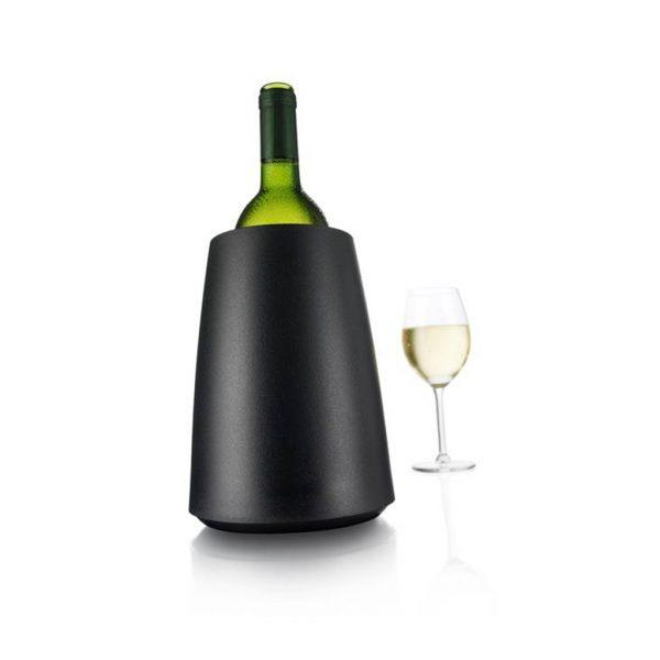 Chladič na víno BLACK - Vacu Vin