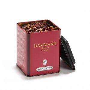 Dammann Fréres La Boite Carcadet Provence N°405, 100 g