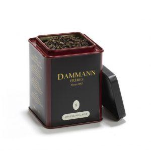 Dammann Fréres La Boite Darjeeling GFOP N°8, 100 g