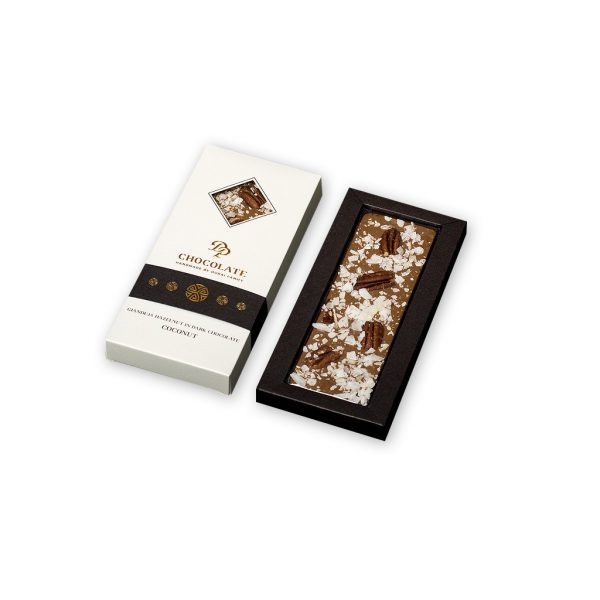Tabuľková čokolaáda Creative Line Coconut