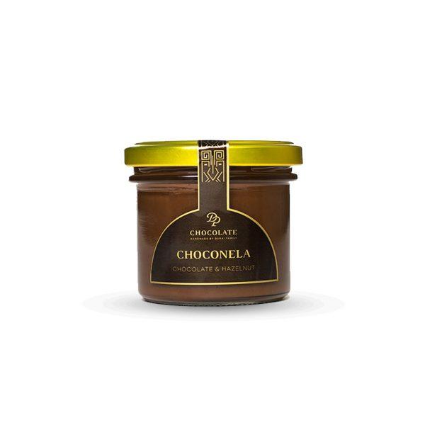 Nátierka Choconela Chocolate & Hazelnut