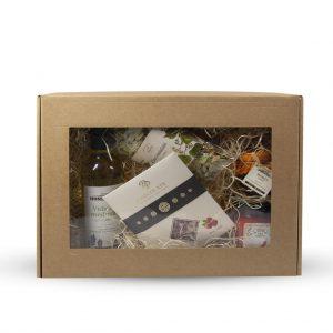 Ďarčeková krabica s okienkom 950 x 260 x 112 mm