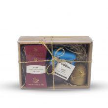 Darčeková krabica s prehľadným vekom