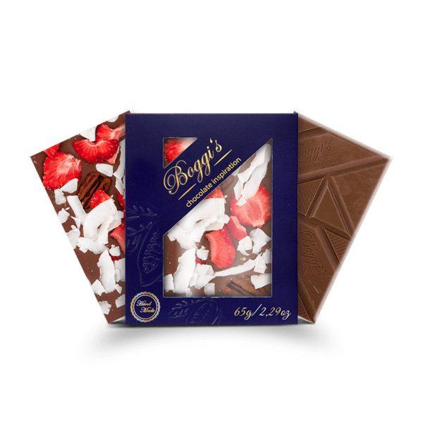 Mliečna čokoláda Coconut Dream