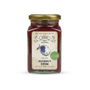 Slivkový džem so stéviou