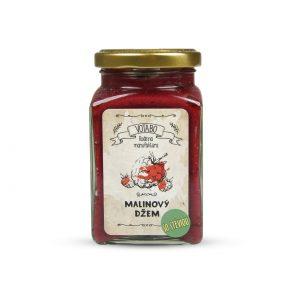 Malinový džem so stéviou