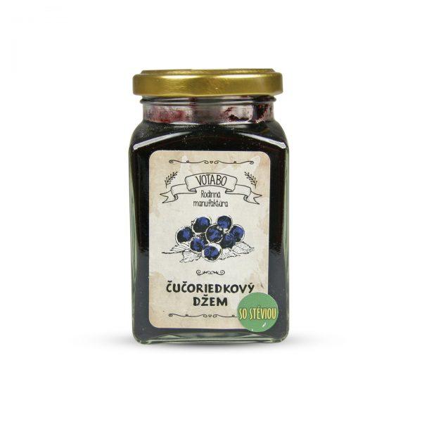 Čučoriedkový džem so stéviou